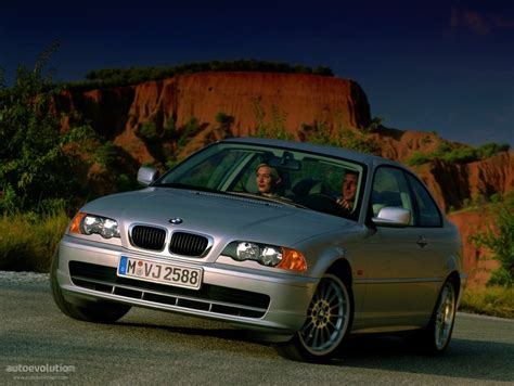 2001 Bmw 3 Series Coupe by Bmw 3 Series Coupe E46 1999 2003