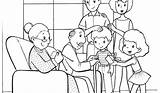 Coloring Pages Colouring Preschoolers Preschool Families Printable Getcolorings Easy Template sketch template