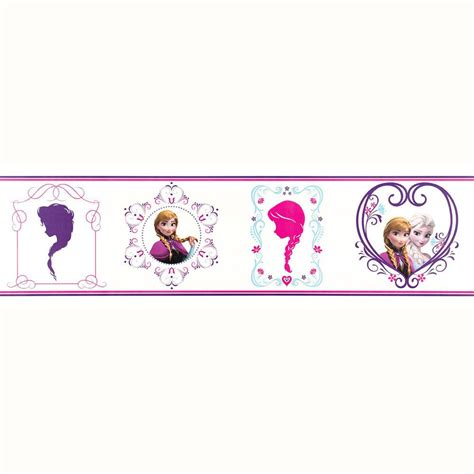 stickers disney chambre b disney frozen wallpaper borders and wall stickers wall
