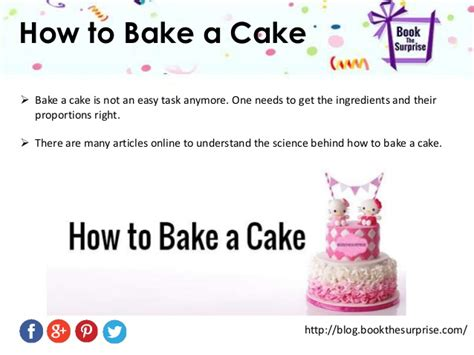 how to bake a cake how to bake a cake