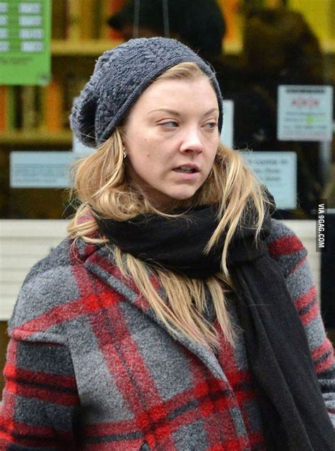 Natalie Dormer Makeup by Here S Natalie Dormer Without Makeup I Thought She Was