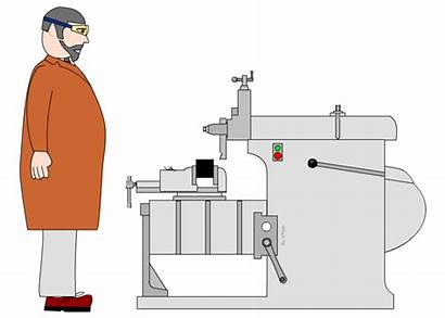Shaper Machine Machines Planer Parts Machinery Industry