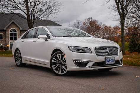 lincoln 2017 white review 2017 lincoln mkz hybrid canadian auto review