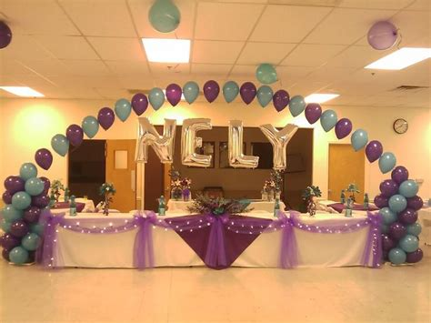 Quinceanera Decoration Ideas by Table Decorations For Quinceanera Court Quinceanera