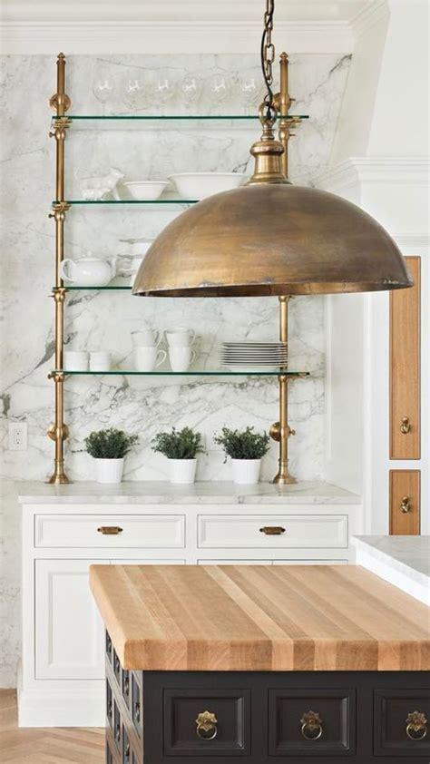 marble shelf ideas  pinterest