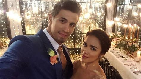 danica sotto  marc pingris renewed  vows