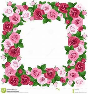 Roses Frame Clipart (43+)