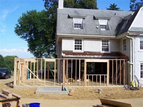 building addition plans dl howell  associates