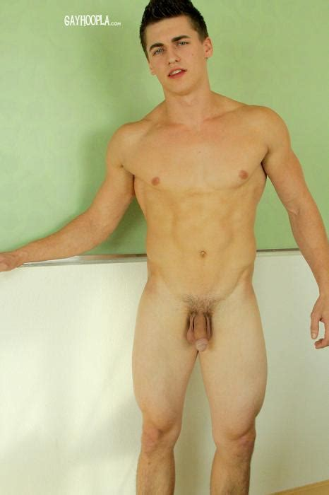 Russian Stud Jake Pavlov Strokes His Big Cock At Gayhoopla Official Website Of