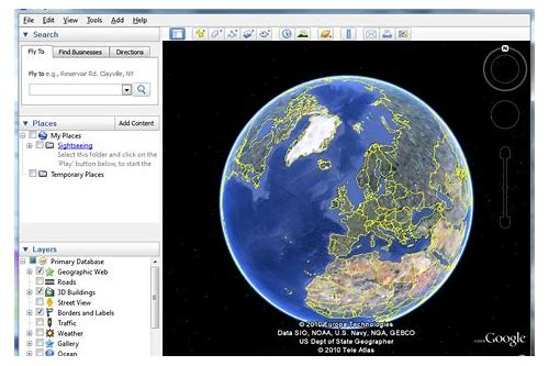 free download google earth 2013 3d