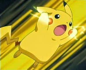 pikachu thunderbolt  flash games