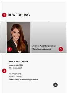 Bewerben Für Oder Um : deckblatt bewerbung gestaltung vorlagen muster tipps ~ Watch28wear.com Haus und Dekorationen