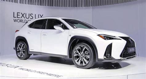 lexus ux crossover    model