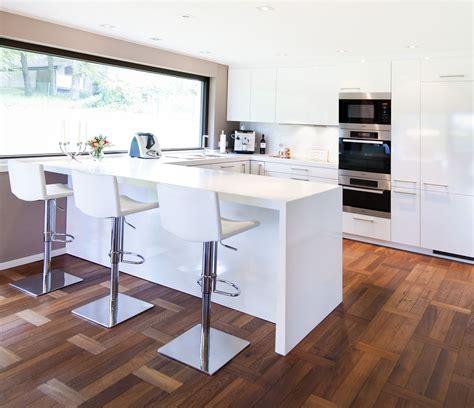 Erregend Kuche Modern Weiss by Informativ K 252 Che Modern Weiss Moderne Hochglanz In Wei 223