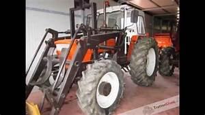 Tractor Fiat Someca Special  450