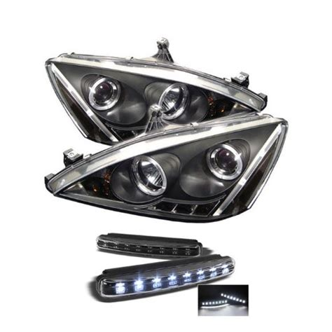 price comparisons honda accord halo led replaceable leds