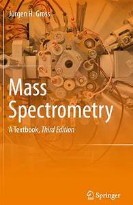 Downloads For Readers Of  U0026quot Mass Spectrometry