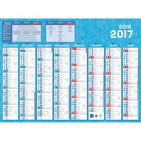bloc note de bureau calendriers bouchut grandrémy calendrier 2017 16 mois