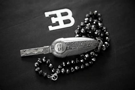 Black Diamond Bugatti Key Is A Hyperlock Covered In