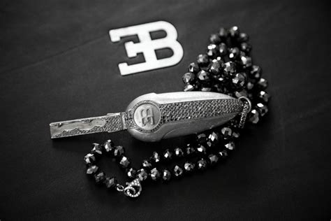 Bugatti owes its distinctive character to a family of artists and engineers, and has always strived to offer the extraordinary, the unrivaled, the best. Black Diamond Bugatti Key Is a Hyperlock Covered in ...