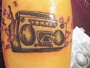 Boombox Tattoo. by msiisjesus on DeviantArt
