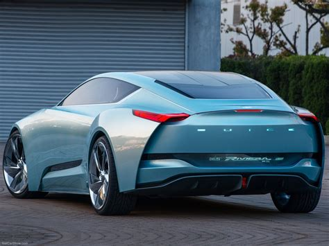 Buick Riviera Concept picture # 15 of 65, Rear Angle, MY ...