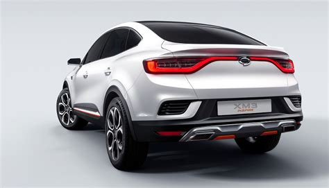 Renault Captur Coupe 2020 Motor Ausstattung by 2019 Seoul Motor Show The New Xm3 Inspire Suv Coup 233