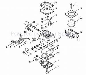 35 Stihl Fs 45 Parts Diagram
