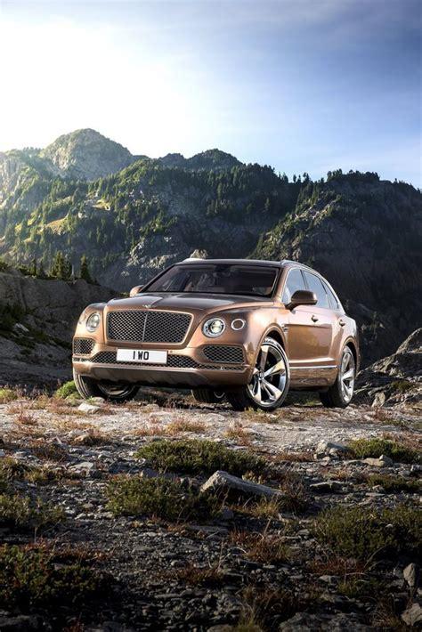 Modifikasi Bentley Bentayga by Suv Mewah Bentley Bentayga Resmi Menakkan Diri