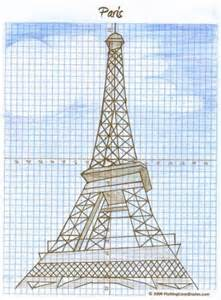 Eiffel Tower Coordinates