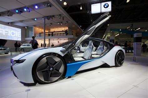 concept car  detroit auto show editorial photography