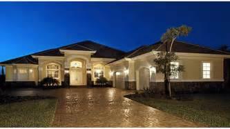 luxury mediterranean house plans mediterranean style luxury one story mediterranean house plans best one level house plans