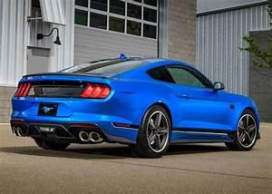 Ford Mustang 新一代车型或更换6.8L V10 引擎? | automachi.com