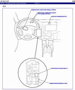 I Need To Replace The Turn Signal Relay On A 2004 Civic