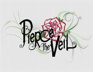 Pierce The Veil Logo Roses by mexicourtney on DeviantArt