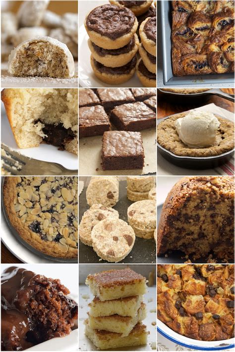 best and easy desserts bake or