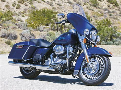 Harley Davidson Glide Image by 2009 Harley Davidson Flhti Electra Glide Standard