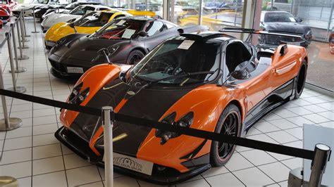 Europe's Best Exotic Car Dealership