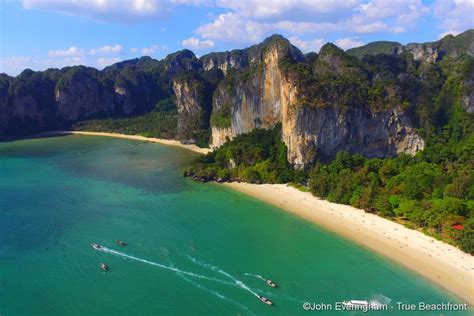 Railay Beach Krabi Thailand Most Beautiful Beach Resorts