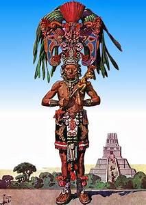 Las Antiguas Civilizaciones Americanas: Mayas y Aztecas: Vestimenta Maya