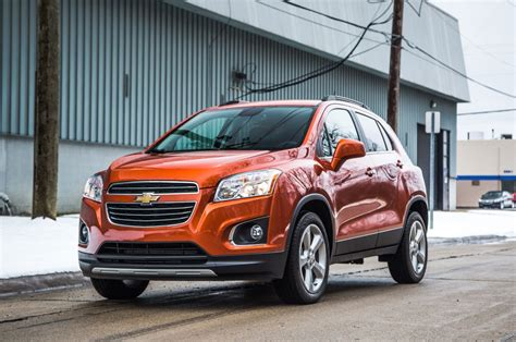 2019 Chevrolet Trax  Look Photo  Car Preview And Rumors