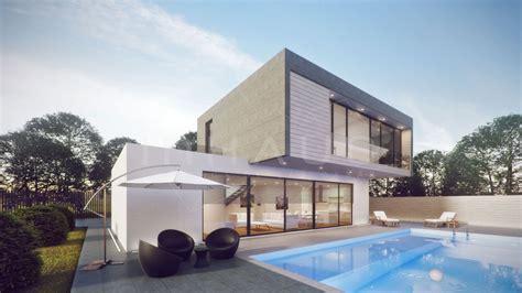 casa de hormigon casa prefabricada de hormigon modelo godella