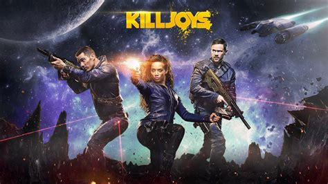 killjoys tv series wallpapers hd wallpapers id