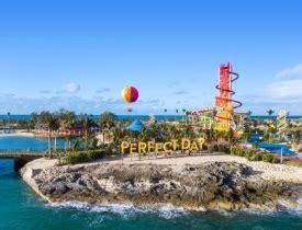 miami cruise ports cococay bahamas