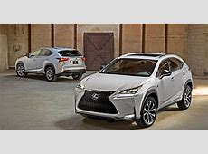 2015 Lexus NX 200t sales remain above BMW X3 and Lincoln