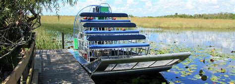 Airboat Expeditions by Everglades Dragonfly Expeditions