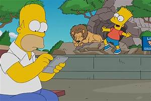 The Simpsons Pokemon Go