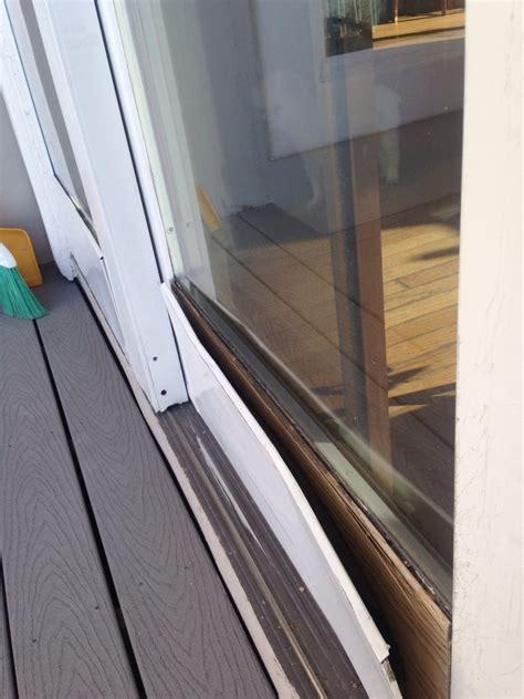 pella sliding glass door weatherstripping sliding doors
