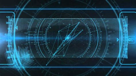 Animated Tech Wallpaper - future technology wallpaper 183