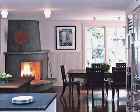 chimeneas en la cocina  el comedor decoracionin